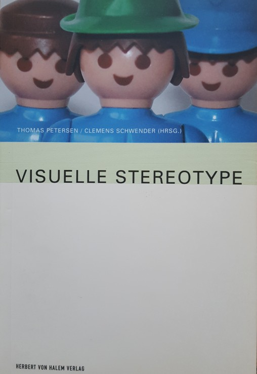 Buch Cover Visuelle Stereotype