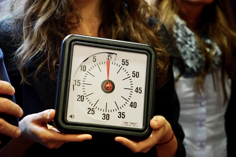Micro Timing ist essentiell für einen erfolgreichen Design Thinking Sprint