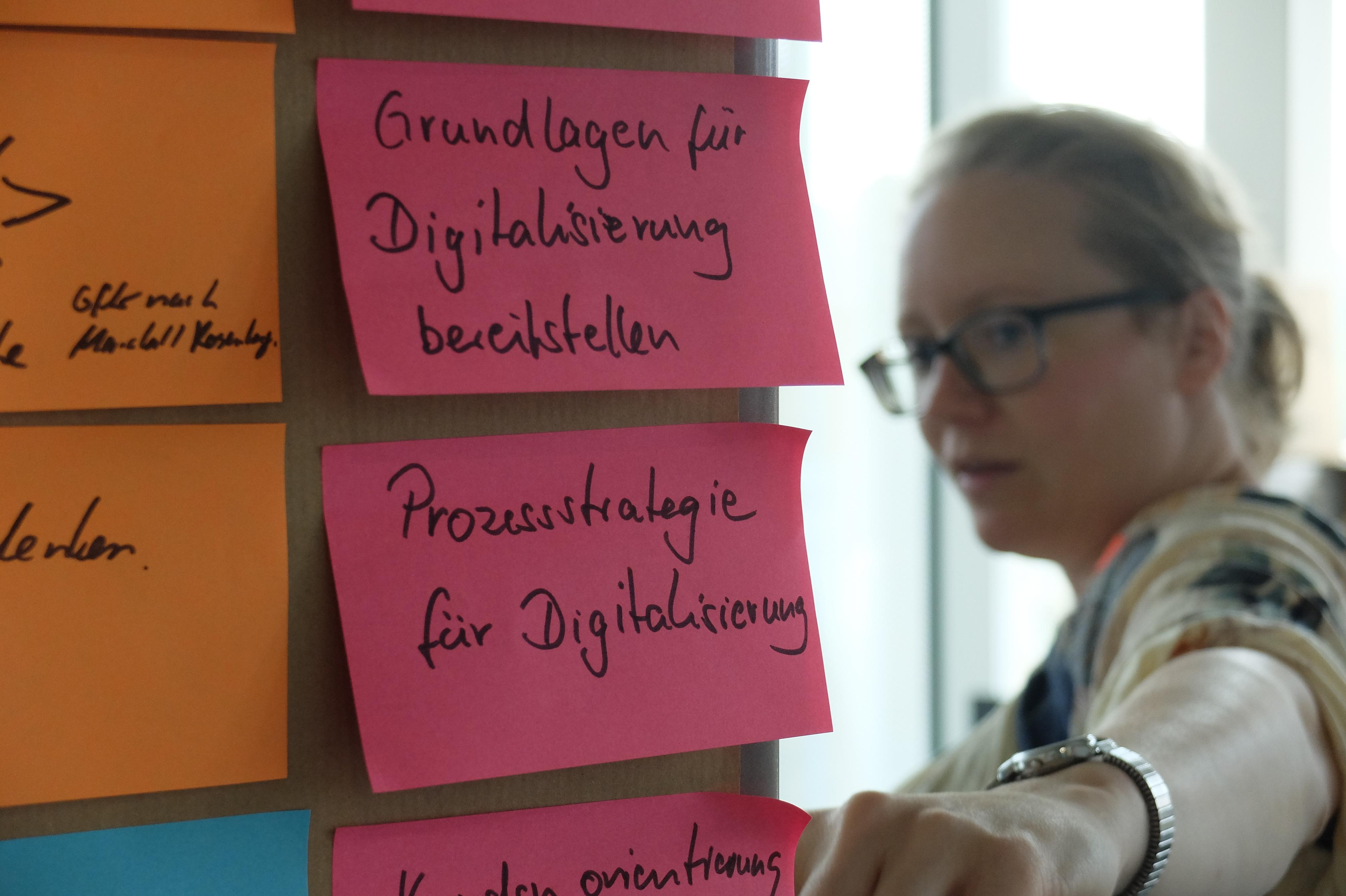 Disruptive Innovation, Digitalization