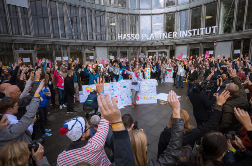 15. September 2017, HPI Potsdam Foto: KAY HERSCHELMANN