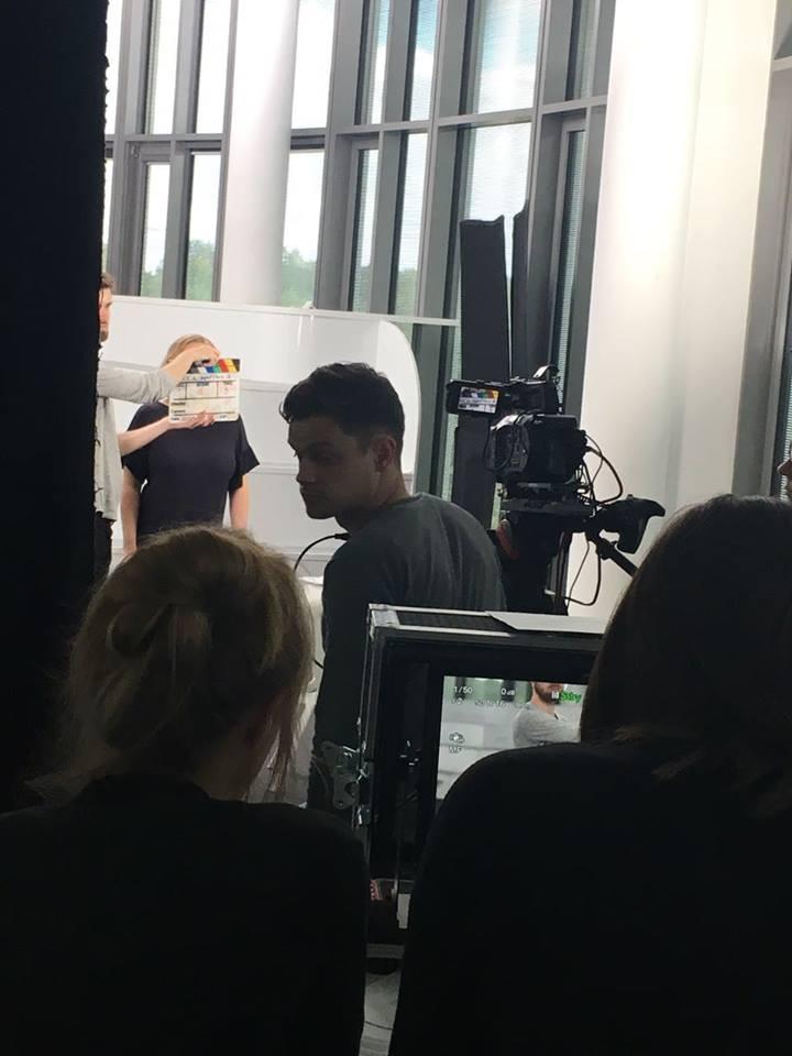 Videodreh HPI Academy